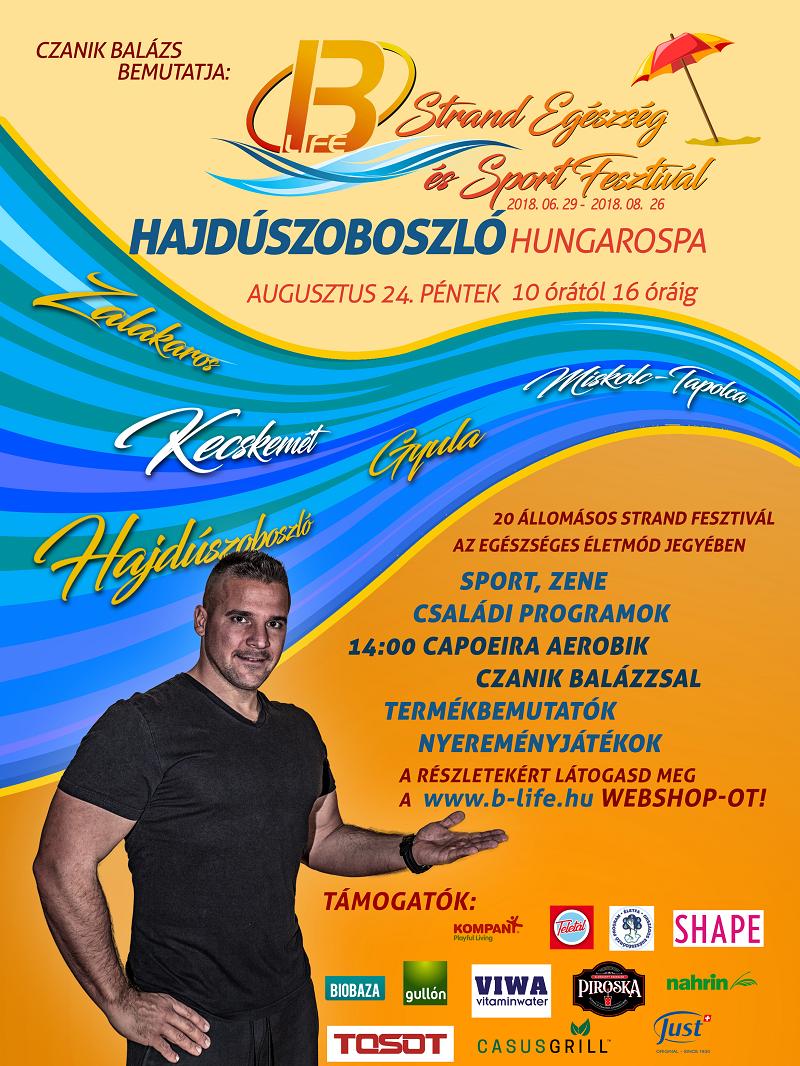 Road show plakát 2018 HAJDÚSZOBOSZLÓ 800