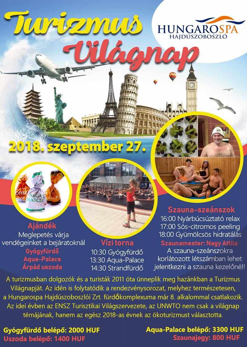 Turizmus Világnap 2018 plakát 800