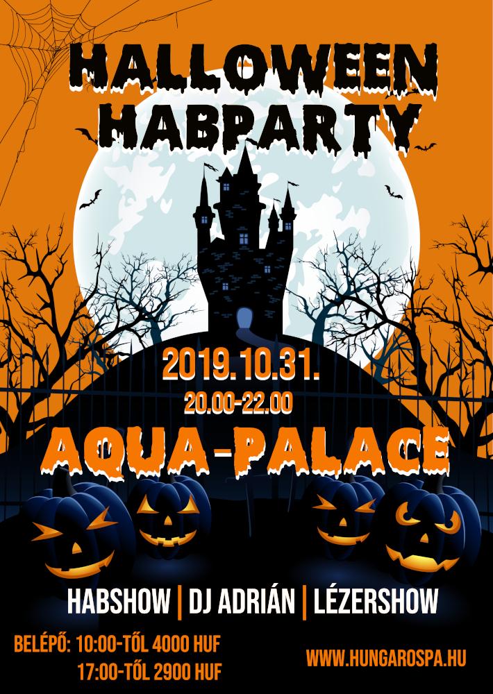 Halloween 2019 plakát 1000