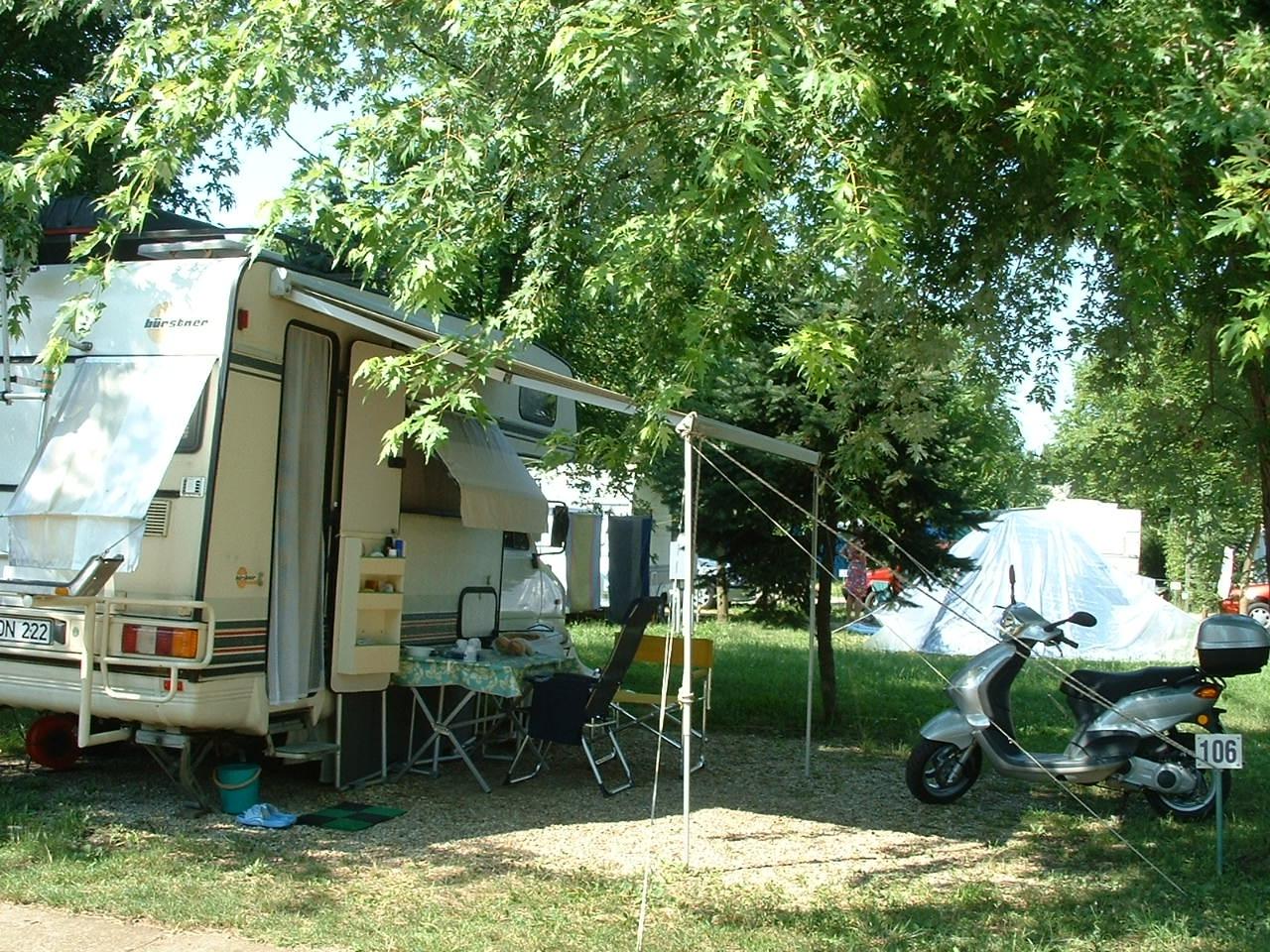 Thermal Camping lakókocsi