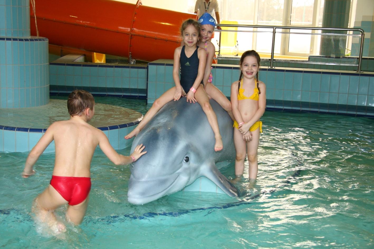 Aqua-Palace delfin